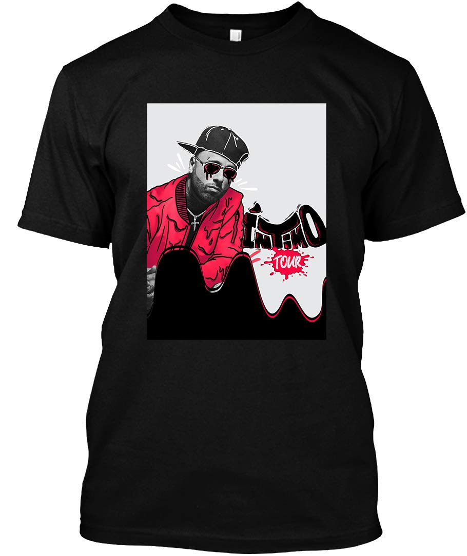 Wan Nicky Jamu Jam Intimo Tour 2019 T Shirt