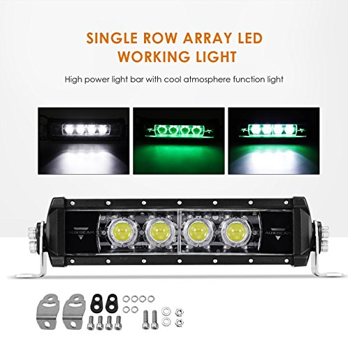 Auxbeam Single Lights Waterproof Vehicle product image