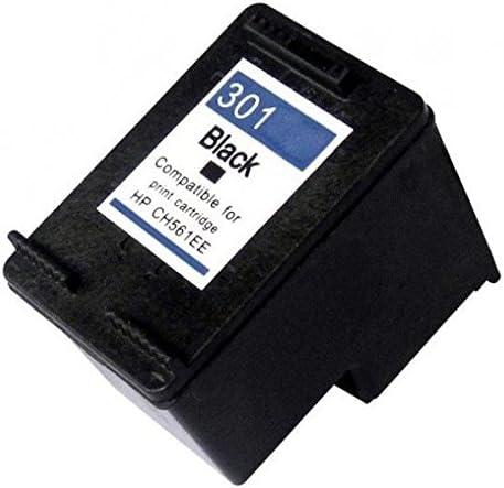 Genérico-Cartucho de tinta HP 301 XL, color negro: Amazon.es ...