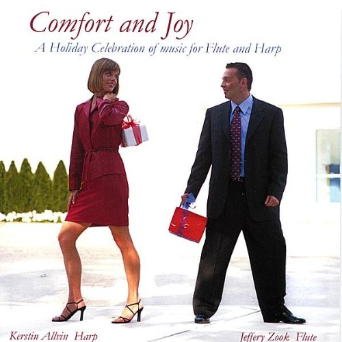 Comfort and Joy - A Holiday Celebration of Music for Flute and Harp