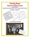 Family Maps of Warren County, Iowa by Gregory A. Boyd front cover