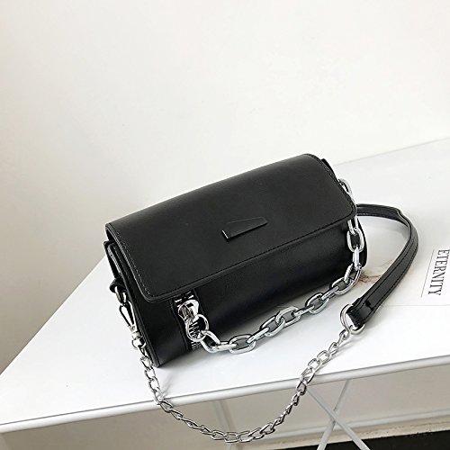 Bag Black Girl Bag Satchel Bag Green Bag Lady Shoulder Chain wzAaXPq