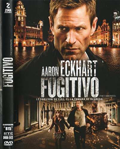 FUGITIVO [THE EXPATRIATE] AARON ECKHART [Ntsc/region 1 & 4 Dvd. Import-latin America].