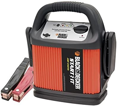 amazon.com: black+decker vec010bd start it 300 amp jump starter: automotive  amazon.com