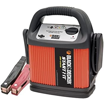 Amazon.com: BLACK+DECKER VEC010BD Start It 300 Amp Jump