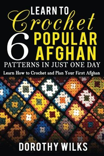 Crochet Afghan Pattern Chart - 8