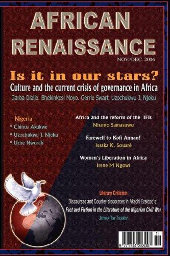 African Renaissance, November/December 2006 ebook