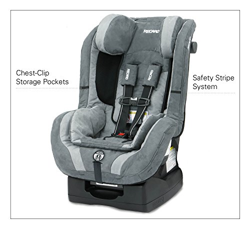 Recaro Convertible Car Seat Aspen