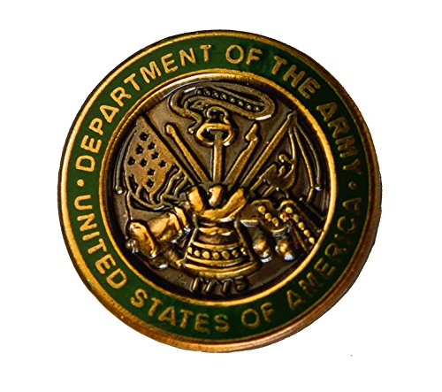 Department of the Army Small Hat or Lapel (Department Pin)