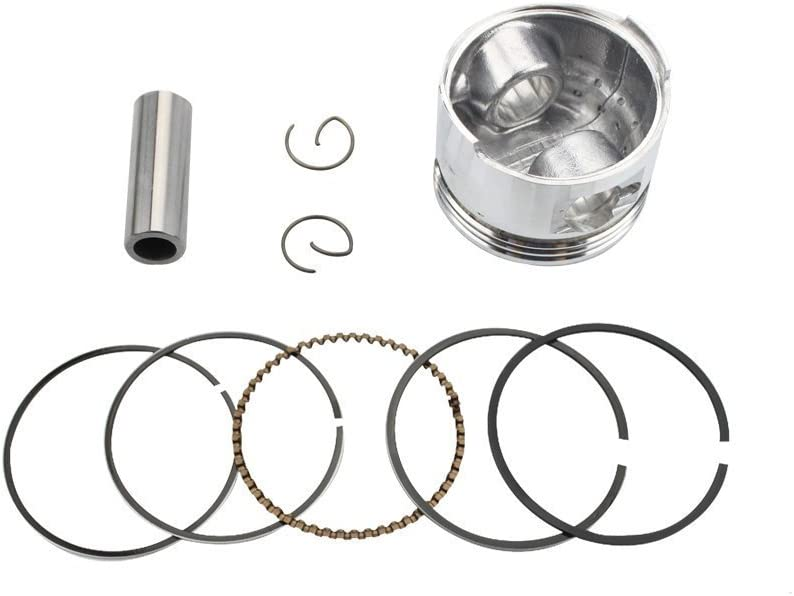 GOOFIT 47mm Piston Assembly Kit for GY6 80cc Scooter Moped
