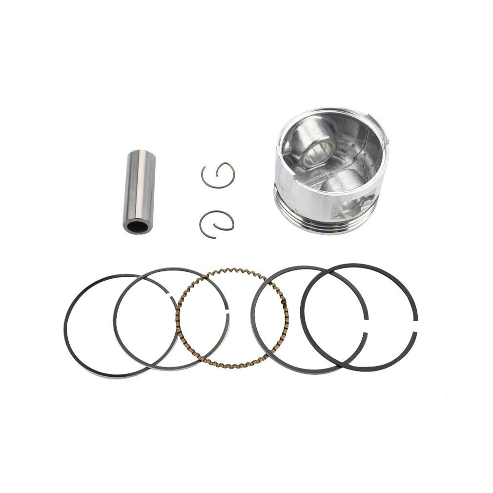 GOOFIT 47mm Piston Assembly Kit for GY6 80cc Scooter Moped K082-062