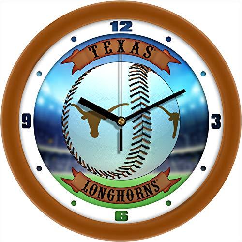 Texas Longhorns - Home Run Wall Clock ()