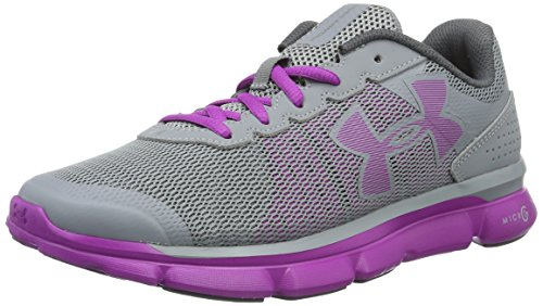steel Under G Running Micro Armour Women''s Swift Grey Speed Shoes zSBSrqt
