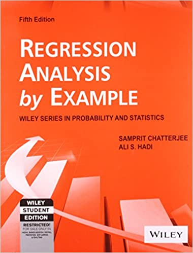 regression analysis paper example