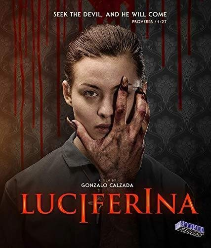 Blu-ray : Luciferina (Dolby, AC-3)