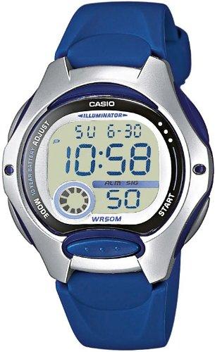 Casio Collection Reloj digital para niños Duración de la pila de 10 años: Amazon.es: Relojes