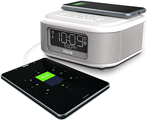 Amazon.com: iHome - Reloj despertador estéreo con Bluetooth ...
