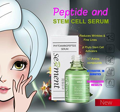 FEATURED ON DR  OZ Korean Cosmetics Serment Peptide & Stem Cell Serum #1  Korea Pro Brand Skin li   PrestoMall - Serums and Boosters