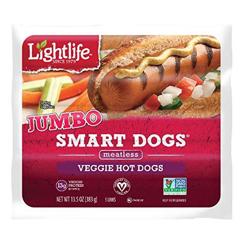 Lightlife, Smart Dogs Jumbo, 13.5 oz