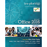 Exploring Microsoft Office 2016 Volume 1 (2-downloads) (Exploring for Office 2016 Series)