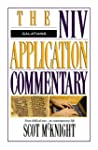 Galatians (The NIV Application Commen...