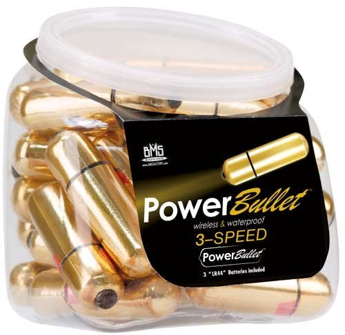 Power Bullet Gold 30Pc Bowl