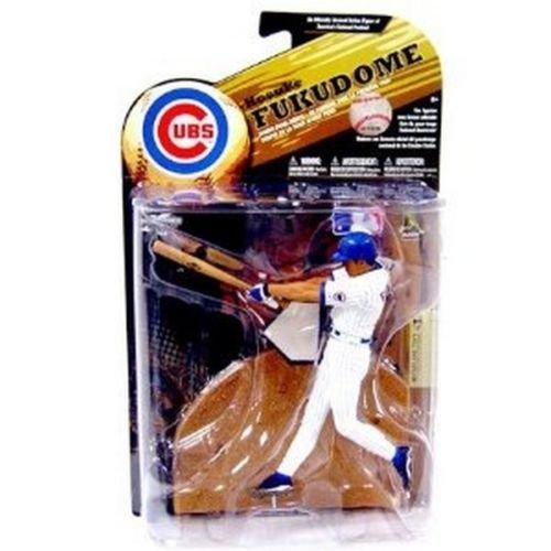 McFarlane MLB Baseball 2009 Wave 1 Kosuke Fududome Figure (Wave Mlb 2009)