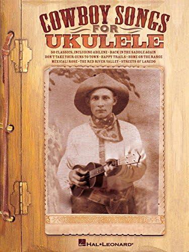 Cowboy Songs For Ukulele. Partituras para Ukelele: Amazon.es ...