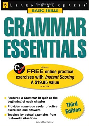 Grammar essentials learning express basic skills learningexpress grammar essentials learning express basic skills 2nd edition edition fandeluxe Image collections