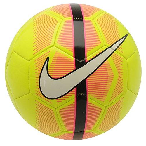Nike Mercurial Fade - Balón de fútbol, Volt/Pink: Amazon.es ...