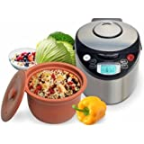 Essenergy VM7900-8 Smart Organic Multicooker - Oval, 8 cup - 4.2-Quart