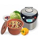 Essenergy VM7900-8 Smart Organic Multicooker - Oval, 8 cup - 4.2-Quart