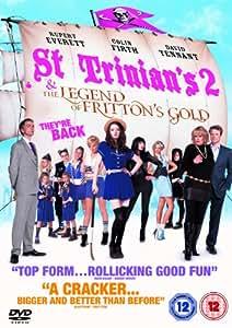 St Trinians 2  The Legend Of Frittons Gold (2 Dvd) [Edizione: Regno Unito] [Reino Unido]