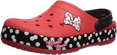 Crocband Disney Minnie Mouse Dots Clog
