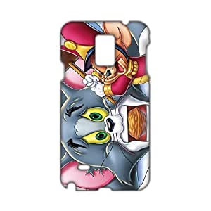 Cool-benz Tom and jerry (3D)Phone Case for Samsung Galaxy note4