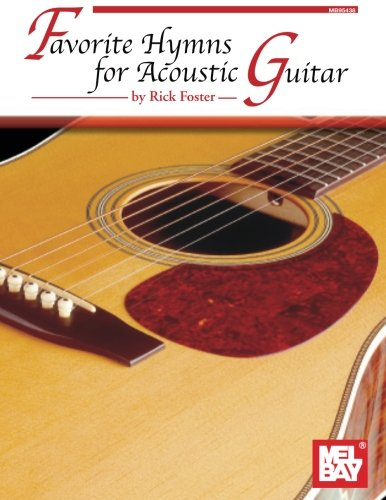 Mel Bay Favorite Hymns for Acoustic Guitar