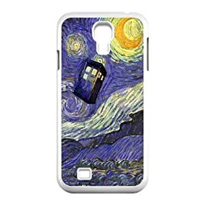 Steve-Brady Phone case Doctor Who TV Show For SamSung Galaxy S4 Case Pattern-19