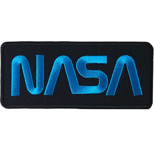 Nasa Clothing Patch (Bafunzo Nasa Embroidered Iron on Patch #KK)