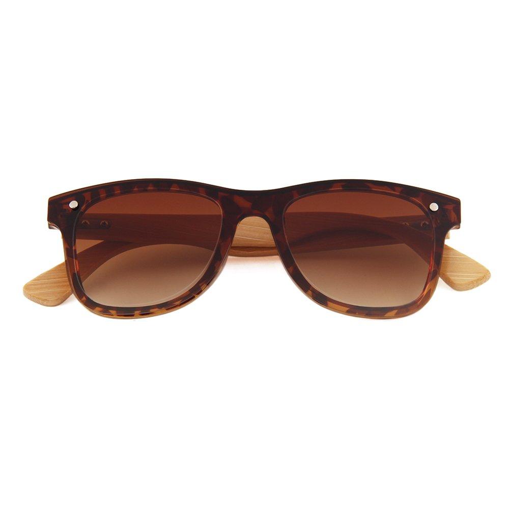 610565cbd0 Buho Eyewear - Gafas de sol modelo Niza - Bamboo -Unisex (brown):  Amazon.com.mx: Ropa, Zapatos y Accesorios