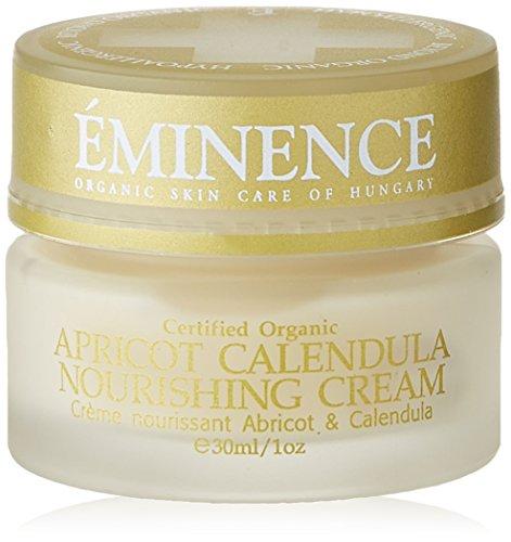 Eminence Organic Skincare. Apricot Calendula Nourishing Cream 1.0 oz. (Apricot Cream)