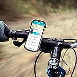 AONKEY Universal Bike Phone Mount, Silicone