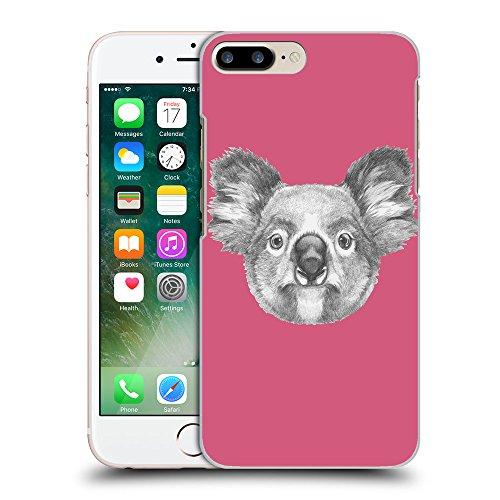 GoGoMobile Coque de Protection TPU Silicone Case pour // Q05150614 Dessin koala Rougir // Apple iPhone 7 PLUS