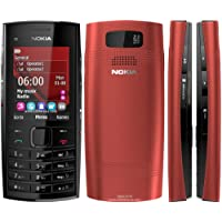 Nokia X2-02 (10 MB, Red)