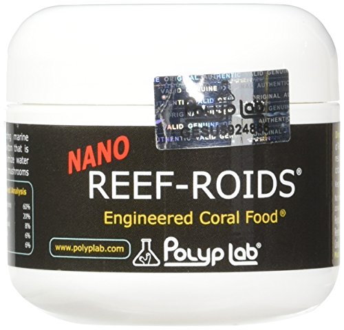 (Polyp Lab Nano Reef-Roids Coral Food - 30g)