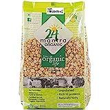 Organic Chana Dal Split - Split Bengal Lentils - Split Bengal Gram USDA Certified Organic Pesticides Free Adulteration Free S