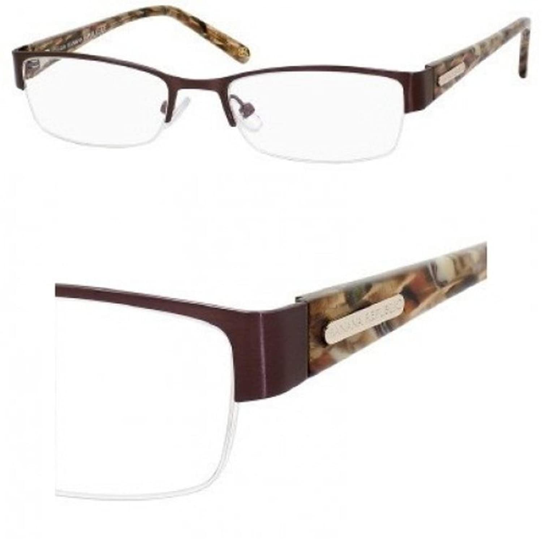 Amazon.com: BANANA REPUBLIC Eyeglasses Larissa 0JHE Chestnut 51MM ...