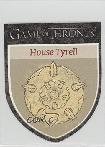 House Tyrell (Trading Card) 2012 Rittenhouse Game of Thrones Season 1 - The Houses #H8