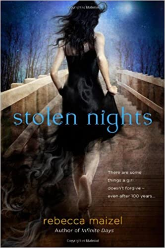 Amazon Stolen Nights A Vampire Queen Novel 9780312649920 Rebecca Maizel Books