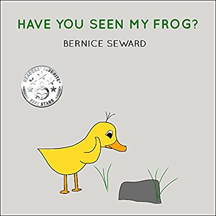 Have You Seen My Frog?