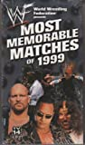 WWF Most Memorable Matches of 1999